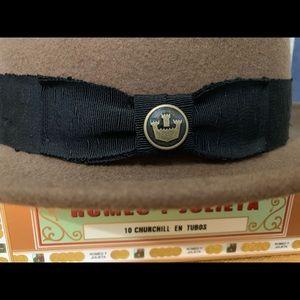 goorin bro Accessories - 🔥Goorin Bro brown wool fedora hardly worn